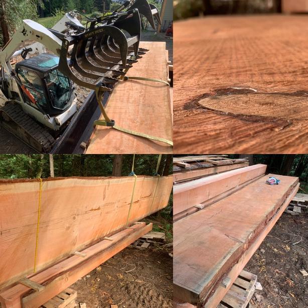 Portable Sawmill Rental >> On Site Portable Sawmill Service Central Nanaimo Nanaimo