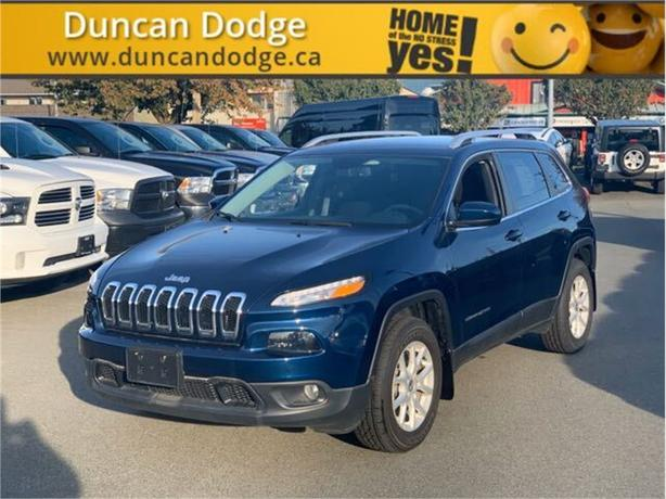 2018 Jeep Cherokee North *DEMO CLEAROUT*