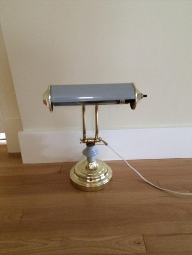 Piano or Desk Lamp