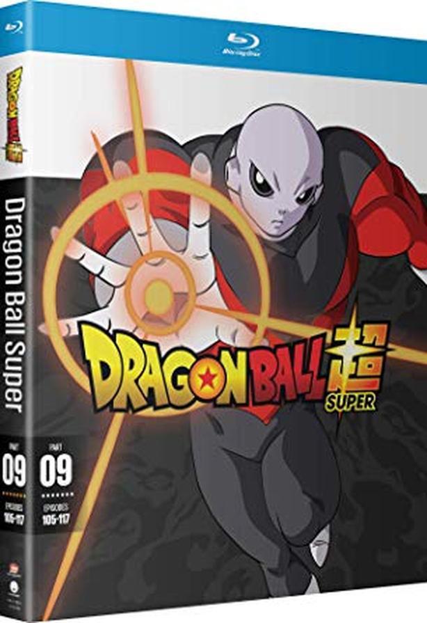 Dragon Ball Super: Part 9 on Blu-ray