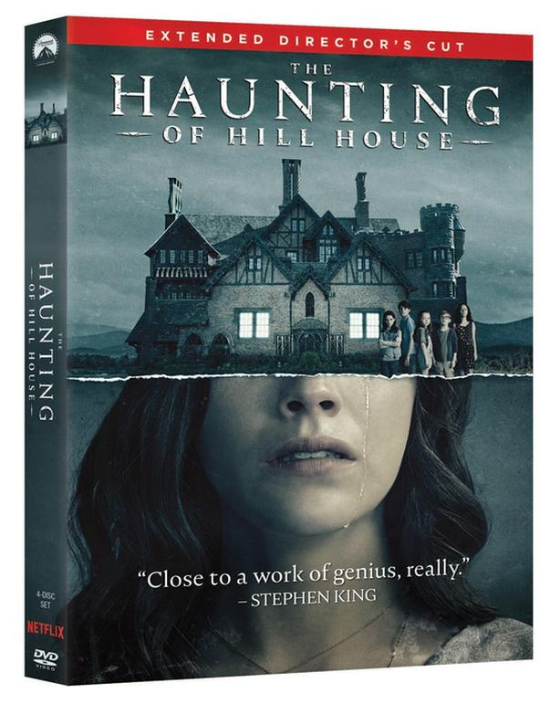 The Haunting of Hill House on DVD