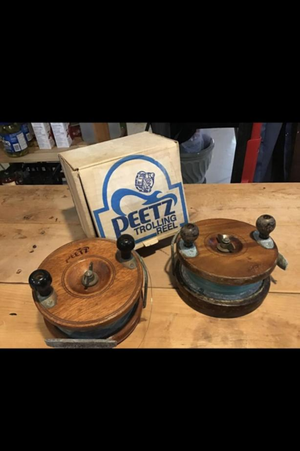WANTED: Looking for Old Peetz Rods, Reels and Boxes
