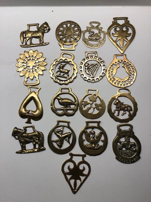 Victorian Horse Brasses