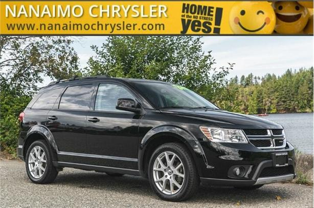 2017 Dodge Journey SXT One Owner No Accidents