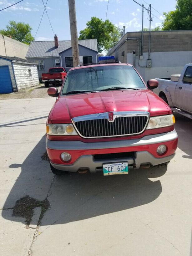 1998 LINCOLN NAVIGATOR - WORKING CONDITION!