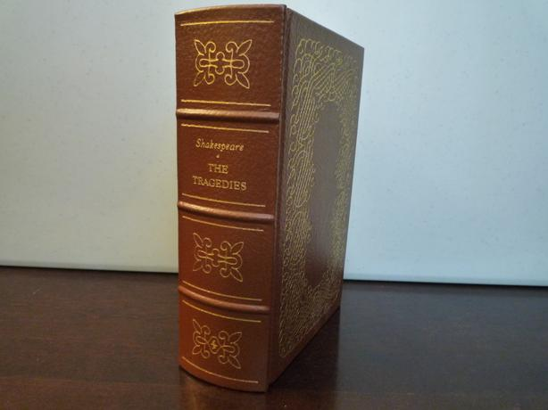 Easton Press Leather Bound The Tragedies of Shakespeare