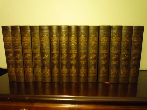 Selected Writings of Elbert Hubbard 14 Vol. Set