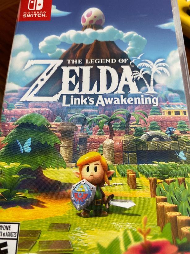Zelda - Links Awakening