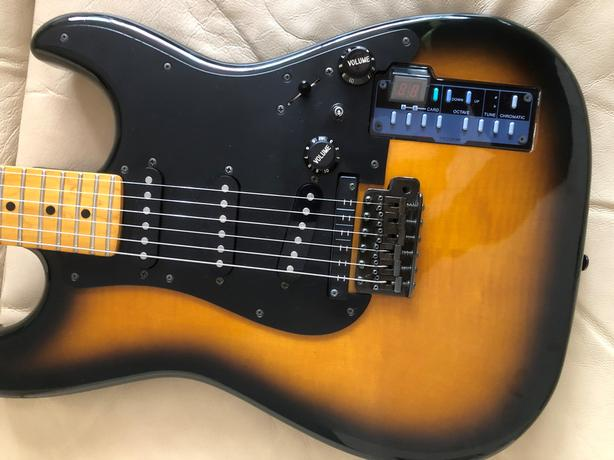 Electric Guitar Casio PG300