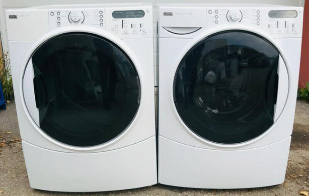 Kenmore Elite Washer/Dryer Set