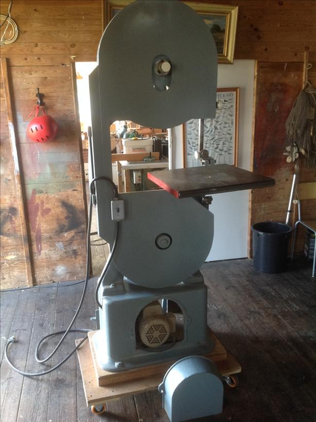 Wanted: band saw