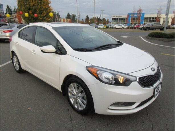 2016 Kia Forte Low Kilometers Warranty