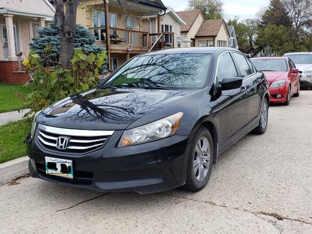 CLEAN TITLE Fresh Safety 2011 Honda Accord SE V4 Available