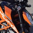 2018 KTM 390 DUKE only 74 kms video link for my bike in description