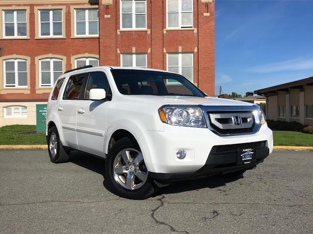 2009 Honda Pilot EX-L, Low Kms, 8 Pass, Leather, Sunroof