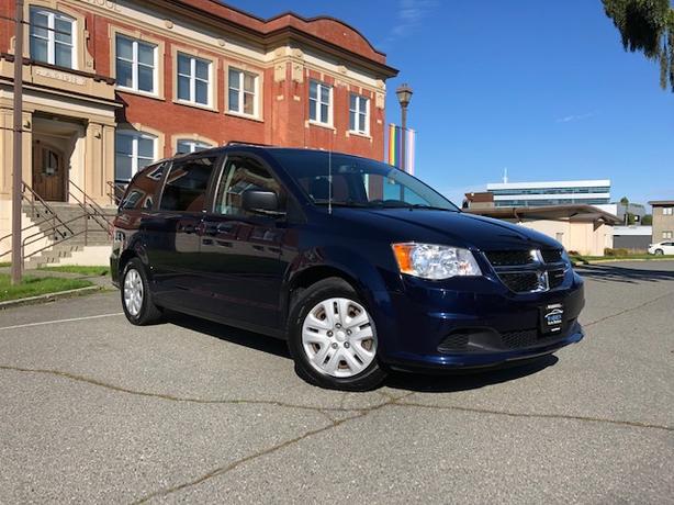 2014 Dodge Grand Caravan SXT, No Acidents, Low Kms, Local Vehicle