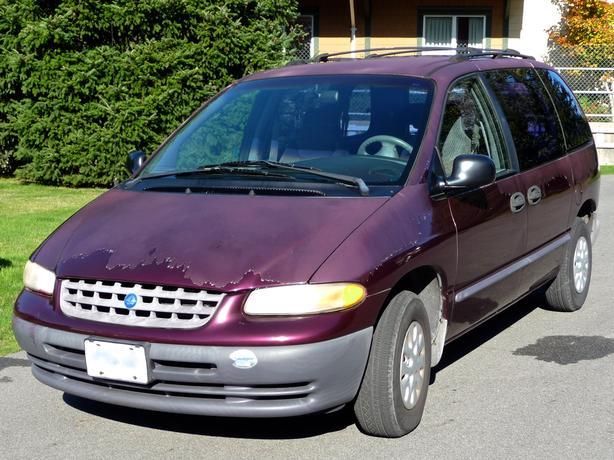 Grandma's Van