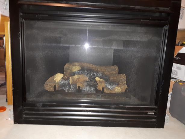FREE: Heatilator Natural Gas Fireplace