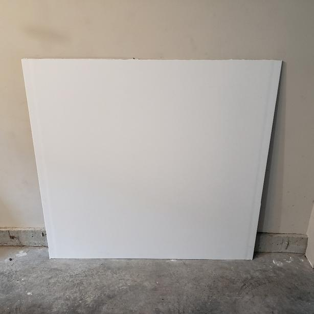 "FREE: piece of 1/2"" drywall"