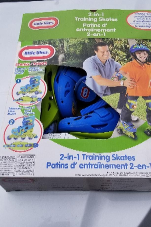 training roller blades
