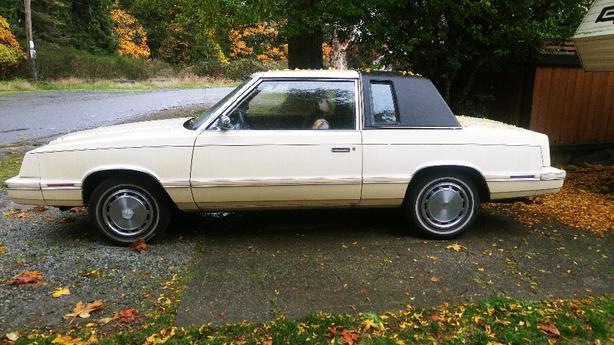 Chrysler Lebaron $500 OBO