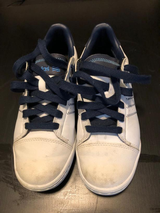 Youth Adidas Golf Shoes size 5