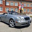 2002 Mercedes-Benz CLK430, Convertible, No Accidents, Low Kms