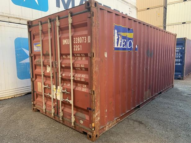 HONEYBOX - Container Rental - used 20'
