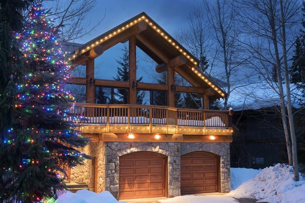 Holiday lighting for your home!