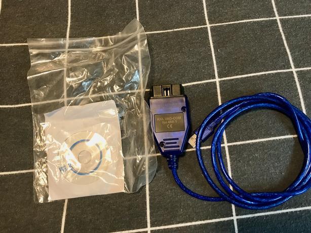 VAG KKL Cable for VW OBD port