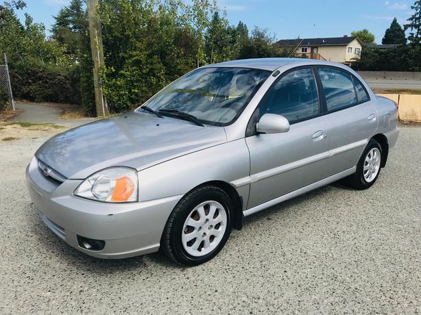 2003 Kia Rio - *Local Car* - LOW KMS - *No Accidents*