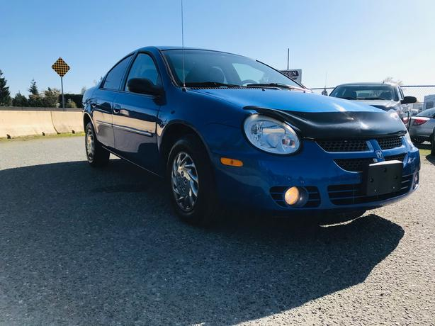 2004 Dodge Neon - *New Tires* - 5 Speed - Bluetooth