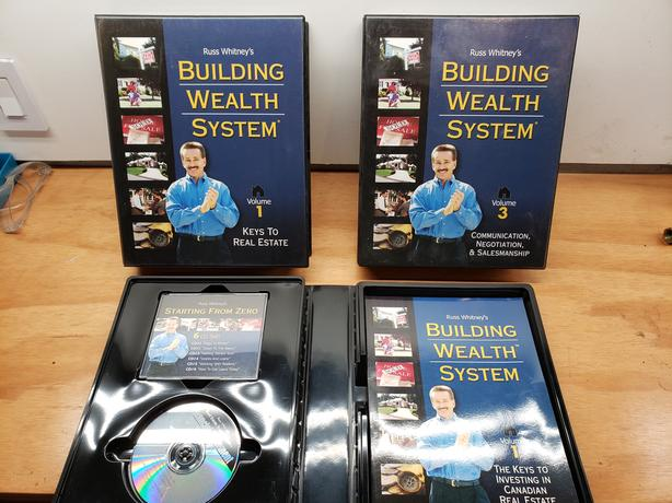 Russ Whitney's Building Wealth in Real Estate Course