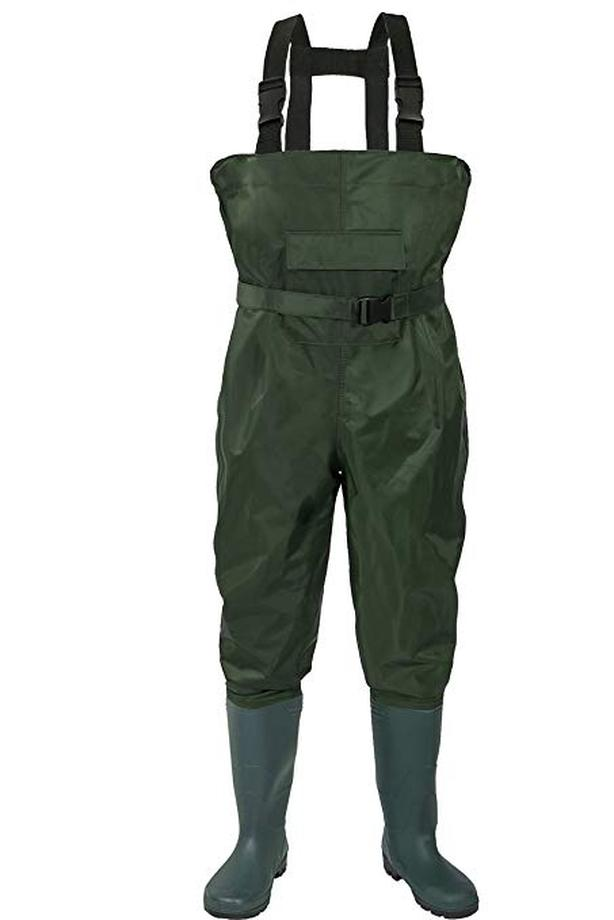 Chest waders (only worn 2x)