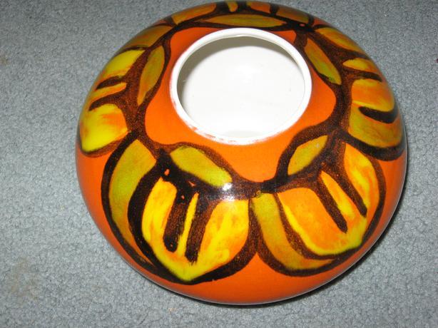 Vintage Judy Evans Poole pottery england  #32