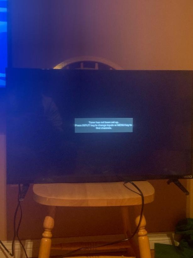 visio 32in smart tv