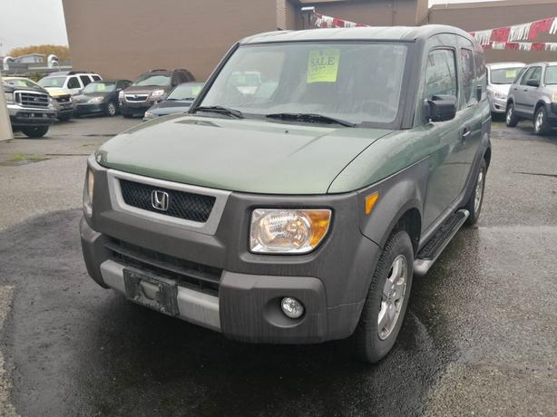 2004 HONDA ELEMENT 4WD FOR SALE