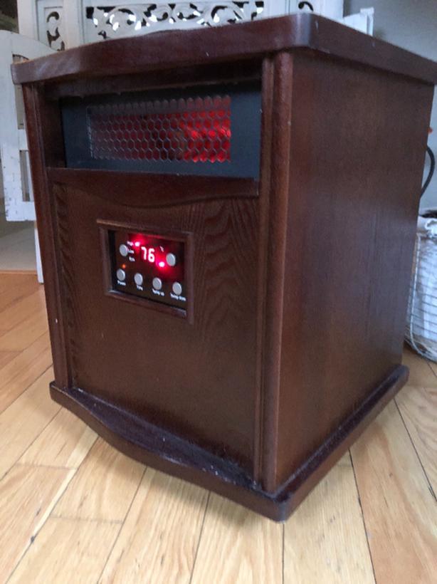 Quartz Room Space Heater