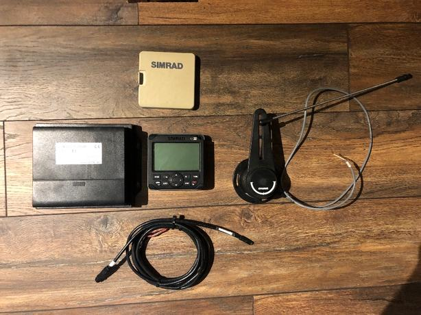 Simrad AC12N autopilot package - REDUCED