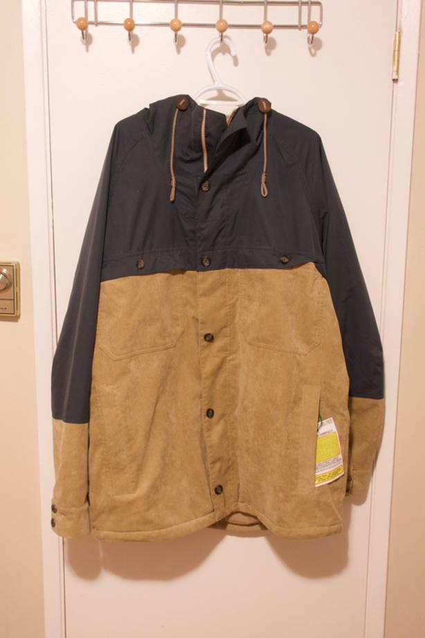 Men XL Burton Snowboarding Jacket