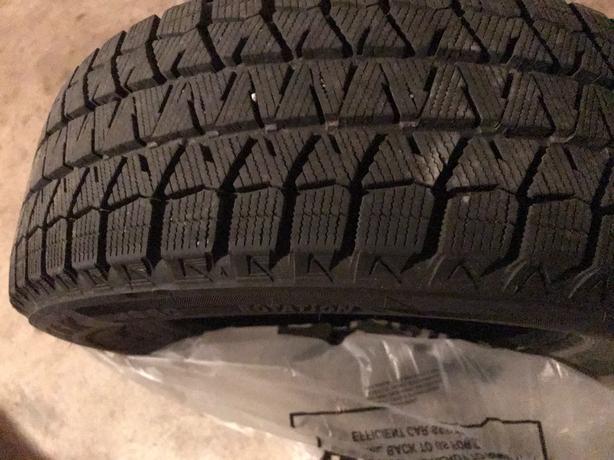 4 winter tires Bridgestone Blizzak WS80