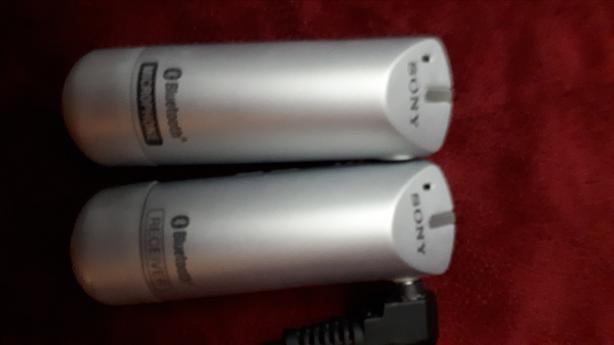 Sony Bluetooth Wireless Microphone & Receiver