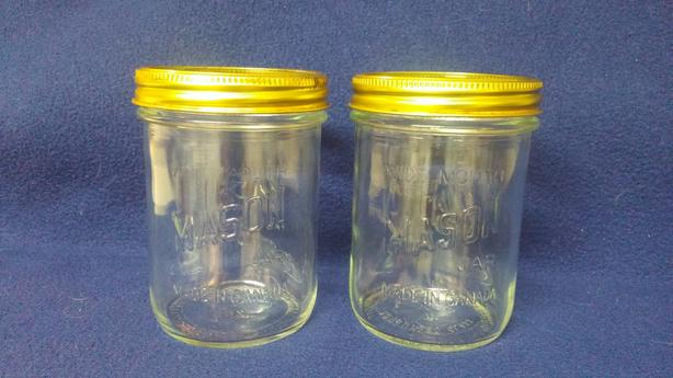 Wanted - Wide Mouth Canning Jars