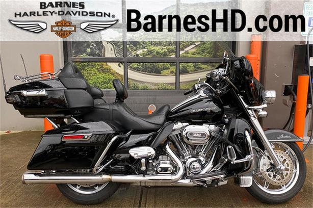 2014 Harley-Davidson® FLHTKSE - CVO™ Limited
