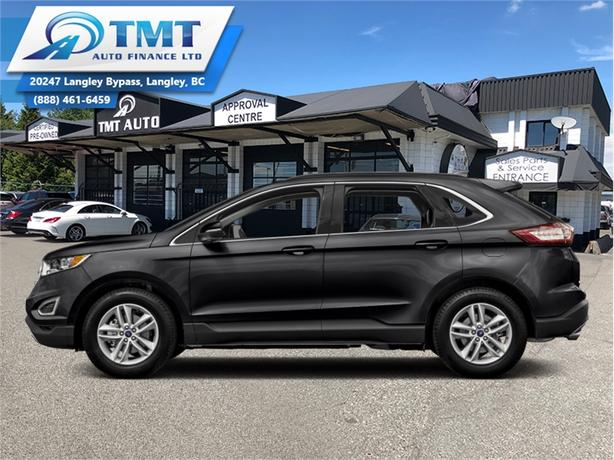 2018 Ford Edge Titanium  - Leather Seats -  Bluetooth - $256 B/W