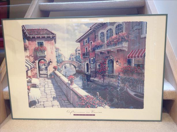 FREE: Venice Print