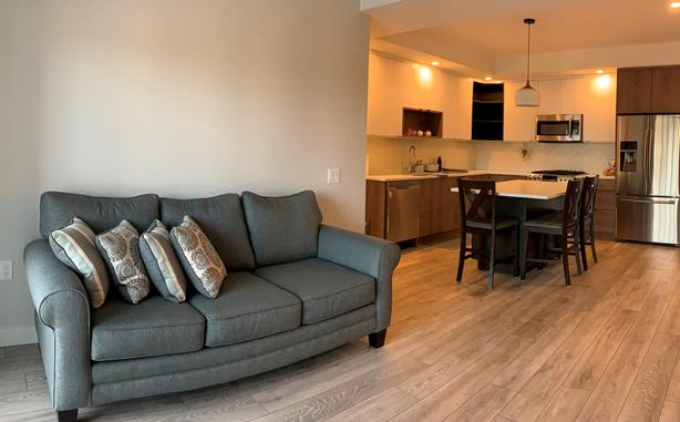 Brand new 2 bdr condo W/ high end finishes - The Triple Crown
