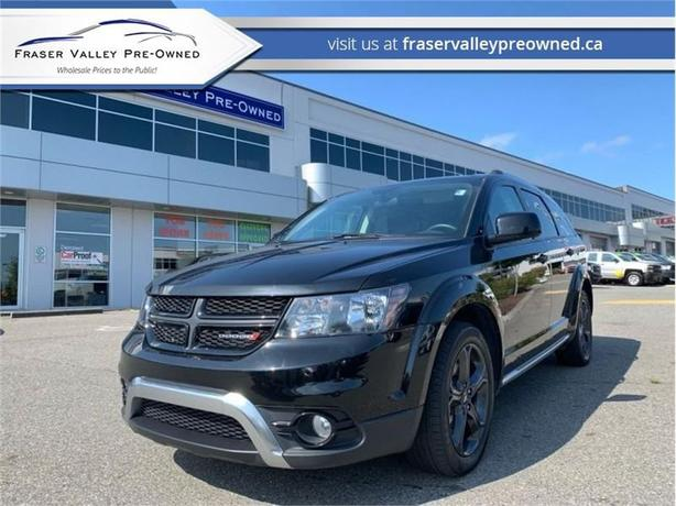 2018 Dodge Journey Crossroad  - $188 B/W