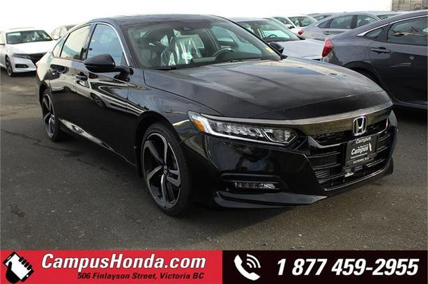 2019 Honda Accord Sedan Sport 2.0 Automatic