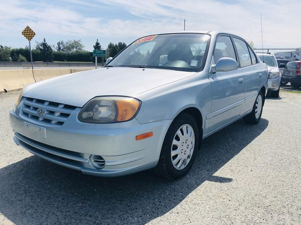 2003 Hyundai Accent - Automatic - LOW KMS